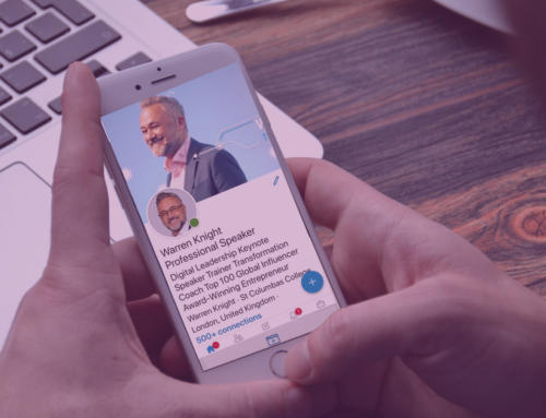 Five Ways To Use LinkedIn To Build Your Digital Leadership Profile