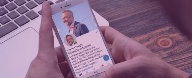 LinkedIn Digital Leadership 2020