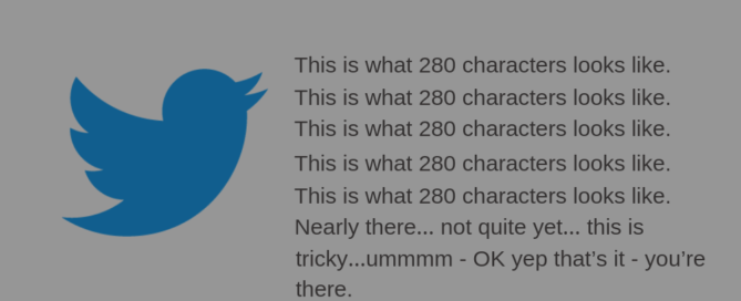Blog - How To Maximise Your Twitter 280 Characters As A Leader