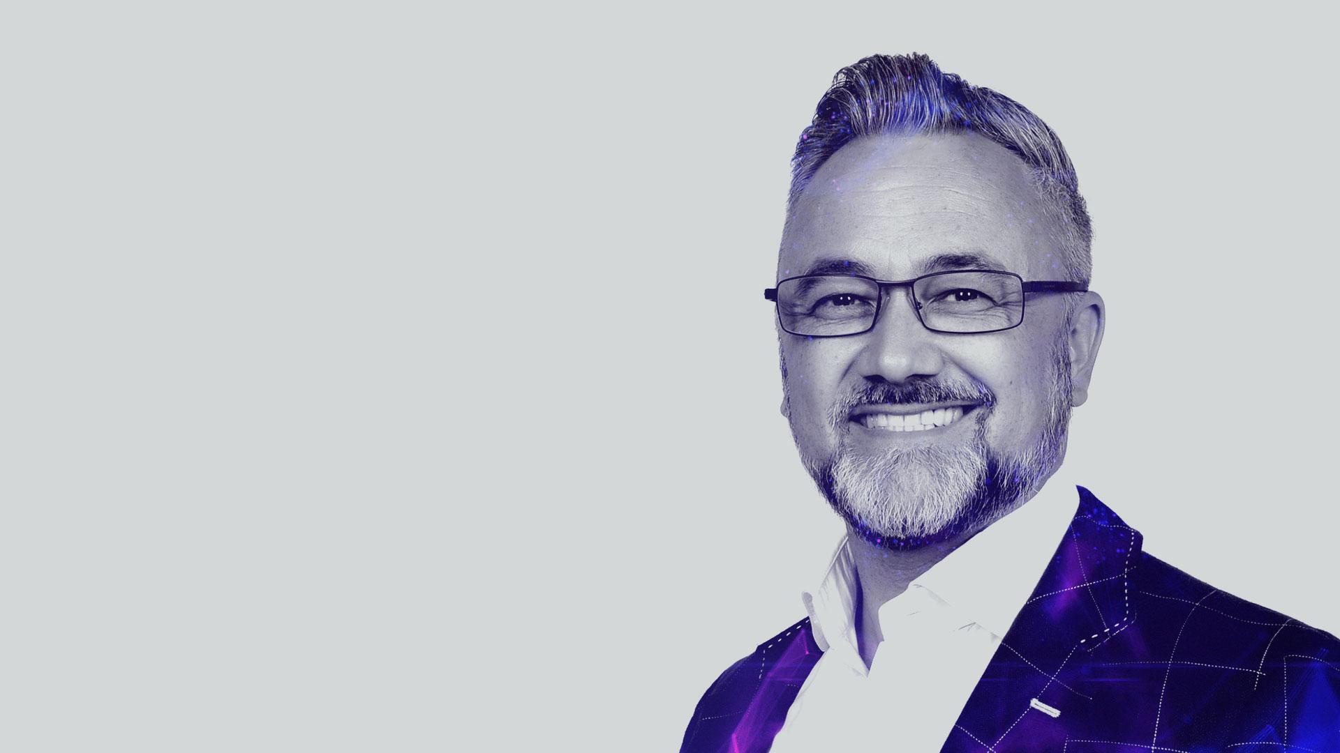 Warren Knight Digital Leadership Speaker